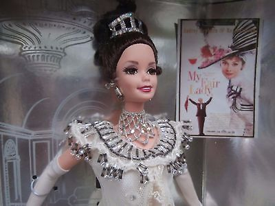 Vintage Mattel Barbie Doll - My Fair Lady - Hollywood Legends Collection