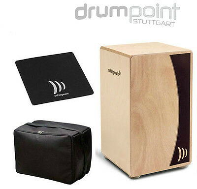 Schlagwerk Cajon Agile base natur CP550 inkl. Bag & Sitzpad   **TOPDEAL**