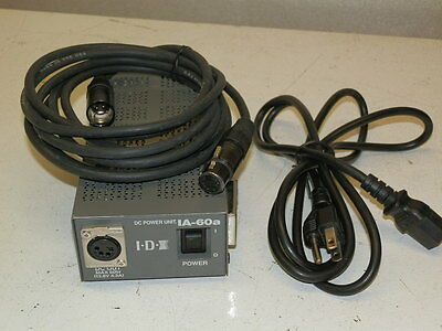 IDX System Technology IA-60a Single Channel DC Power Supply With Cable