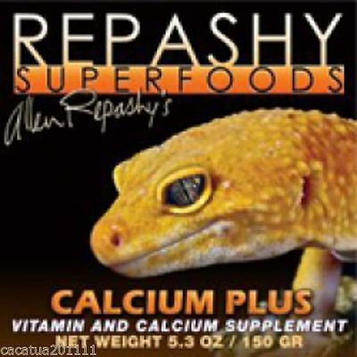 Repashy Superfood Calcium Plus Vitamin And Calcium Supplement 84G
