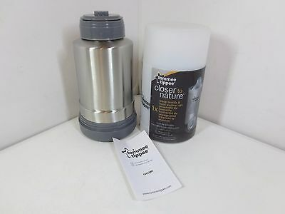 Tommee Tippee Travel Bottle and Food Warmer  7948-W78