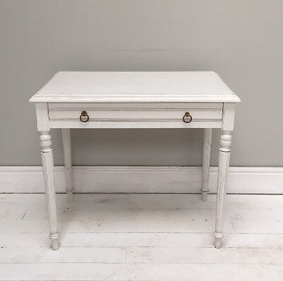 Wonderful Antique French Louis Xvi Desk / Dressing Table C1900