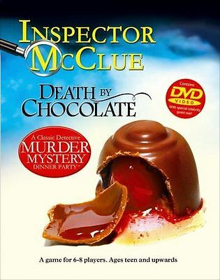 Mystery Dinner Party Death By Chocolate DVD