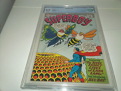 Superboy #127 CBCS 8.5 Insect Queen appearance.  Deal!!