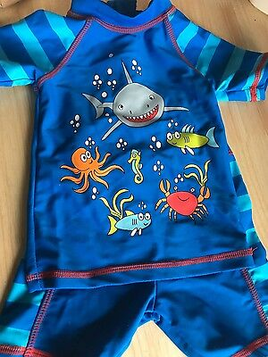 Toddlers Swimwear Set UPF 50+12-18 Months