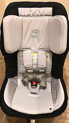 Orbit Baby G3 Toddler Car Seat In New Black Seat Covers Sold Out!!! Expires 2023