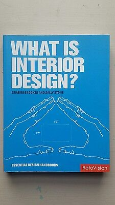 What is Interior Design? by Sally Stone, Graeme Brooker (Paperback, 2010)
