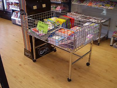 retail display or dump table