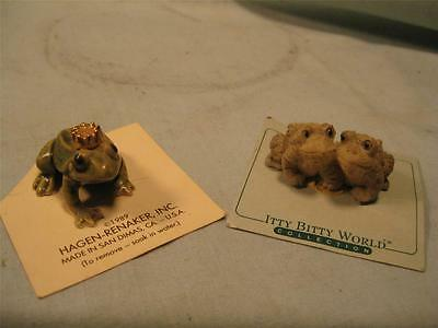 Miniature FROG & TOAD
