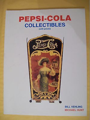 VINTAGE PEPSI COLA PRICE VALUES BOOK Trays Thermometers Tin Signs Trucks Openers