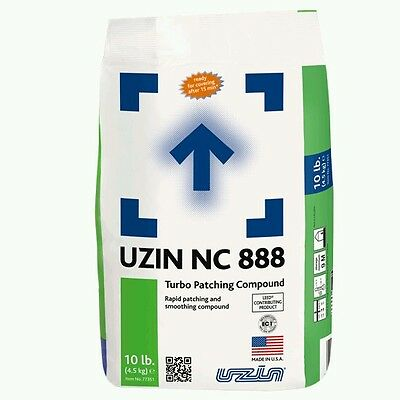 (150 bags) Floor Patch / Leveler . Ready for flooring in 15 Minutes. UZIN NC 888