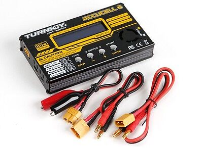 Turnigy Accucel-6 80W 10A Balancer/Charger LiHV Capable LiPo