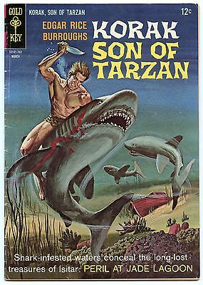 Korak Son of Tarzan 16 Mar 1967 VG+ (4.5)