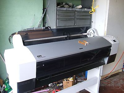 Epson Stylus Pro 7800 7880 9880 9800 Printer  ink Bay right or left USED Tested