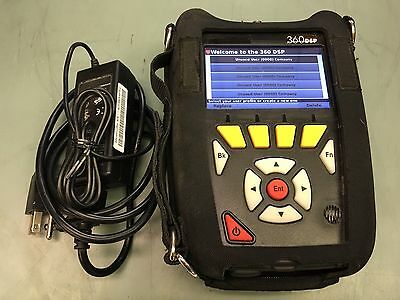 TRILITHIC 360DSP Cable Meter