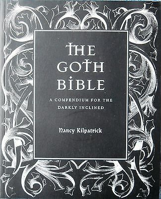 Book: The Goth Bibel  (UK Import) alles was man wissen muss - Gothic dunkel dark