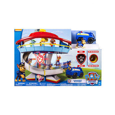 Paw Patrol Lookout Playset - NEW