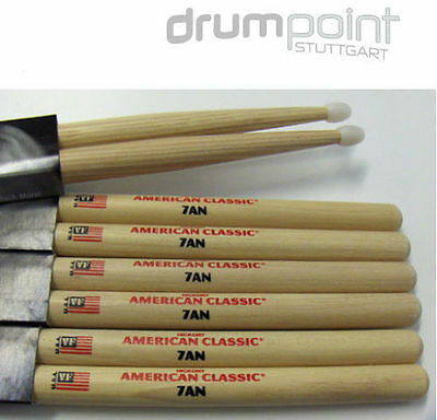 Vic Firth Economy Pack Ahmir Questlove natural 10 Paar
