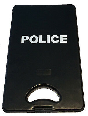 Saunders DeskMate 2 Storage Clipboard Branded POLICE, PCSO, Security