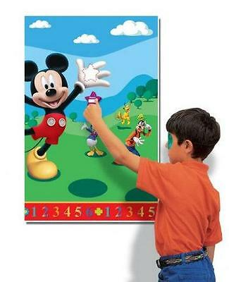 Mickey Mouse Clubhouse Party Game Child's Birthday Party