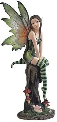 George S. Chen Imports SS-G-91253 Fairy Collection Pixie with Clear Wings Fantas