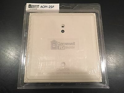 Gamewell/FCI AOM-2SF Addressable Output Relay Supervised Control Module NEW