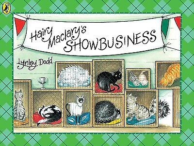 Hairy Maclary's Showbusiness (Hairy Maclary and Friends) by Lynley Dodd