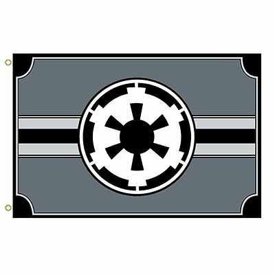 NEW Galactic Empire Star Wars Flag 3x5ft banner