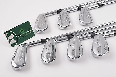 Taylormade Rac Coin Forged Irons / 3-9 Iron / Regular R300 Steel Shafts / 54420