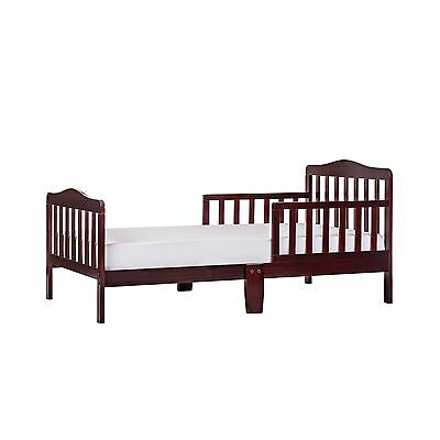 Dream On Me Classic Toddler Bed Cherry