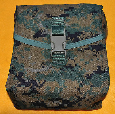 SAW 200 Pouch  only  MARPAT  Brand new Holds lots of other gear as well as ammo