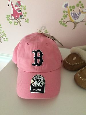 New Red Sox Baseball Hat for Infants