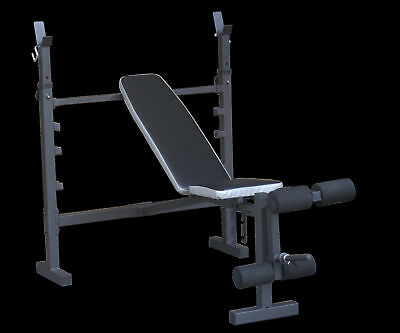 NEW Wide Adjustable FID Bench Press