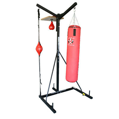 NEW 3-Way Circuit Boxing Stand