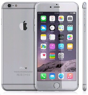 Good Condition Apple iPhone 6 16 GB - Silver Smartphone Unlocked Cell phone