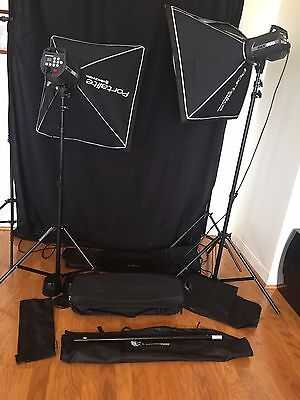 Elinchrom BRX 500 portrait light outfit