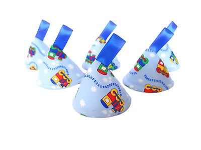 Choo Choo Blue Train.  Pee Pee TeePee x 5 Sprinkling Wee Wee. Baby Shower / Gift