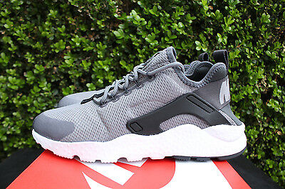 outlet store 0fd83 67618 Nike Womens Air Huarache Run Ultra Sz 6 Cool Grey Black Anthracite 819151  007