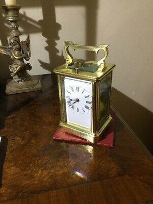 Beautiful Victorian Repeater Carriage Clock
