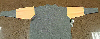 New with tags Tuff n Lite Keel Pullover, Cut Resistant Safety Sweater XL