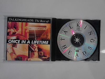 Talking Heads	The Best Of - Once In A Lifetime	, Cd, Uk