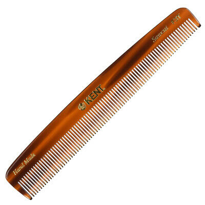 Kent F3T 165mm Womens Medium Sized Fine Toothed Dressing Hair Comb