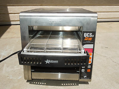 Holman - QCSE2-600H - Conveyor Toaster With Electronic Controls