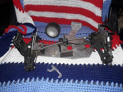 Kyosho Outlaw Raider nitro 2wd truck for parts!!!!!!