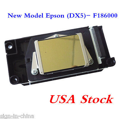 USA-Epson DX5 Printhead for Chinese Printers-Epson F186000 Universal New Version