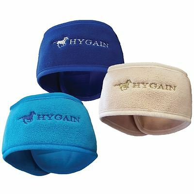 New - Horse Fashion Woman Mens Fleece Headband for Winter from HYGAIN