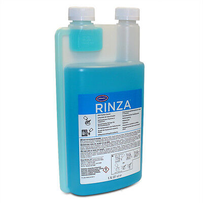 Urnex Rinza Milk System Cleaner 1.1Ltr Detergent Rinse for All Coffee Machines