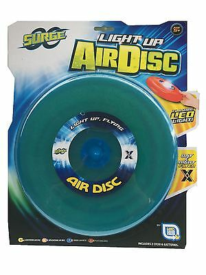 Light Up Flying Air Disc Glow In The Dark Disc Toys And Games