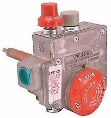 Robertshaw Liquid Propane Water Heater Thermostat, 1.625-Inch Shank, 9- To 12-In