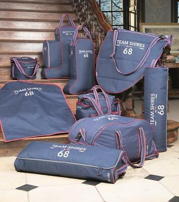 Shires Team Luggage